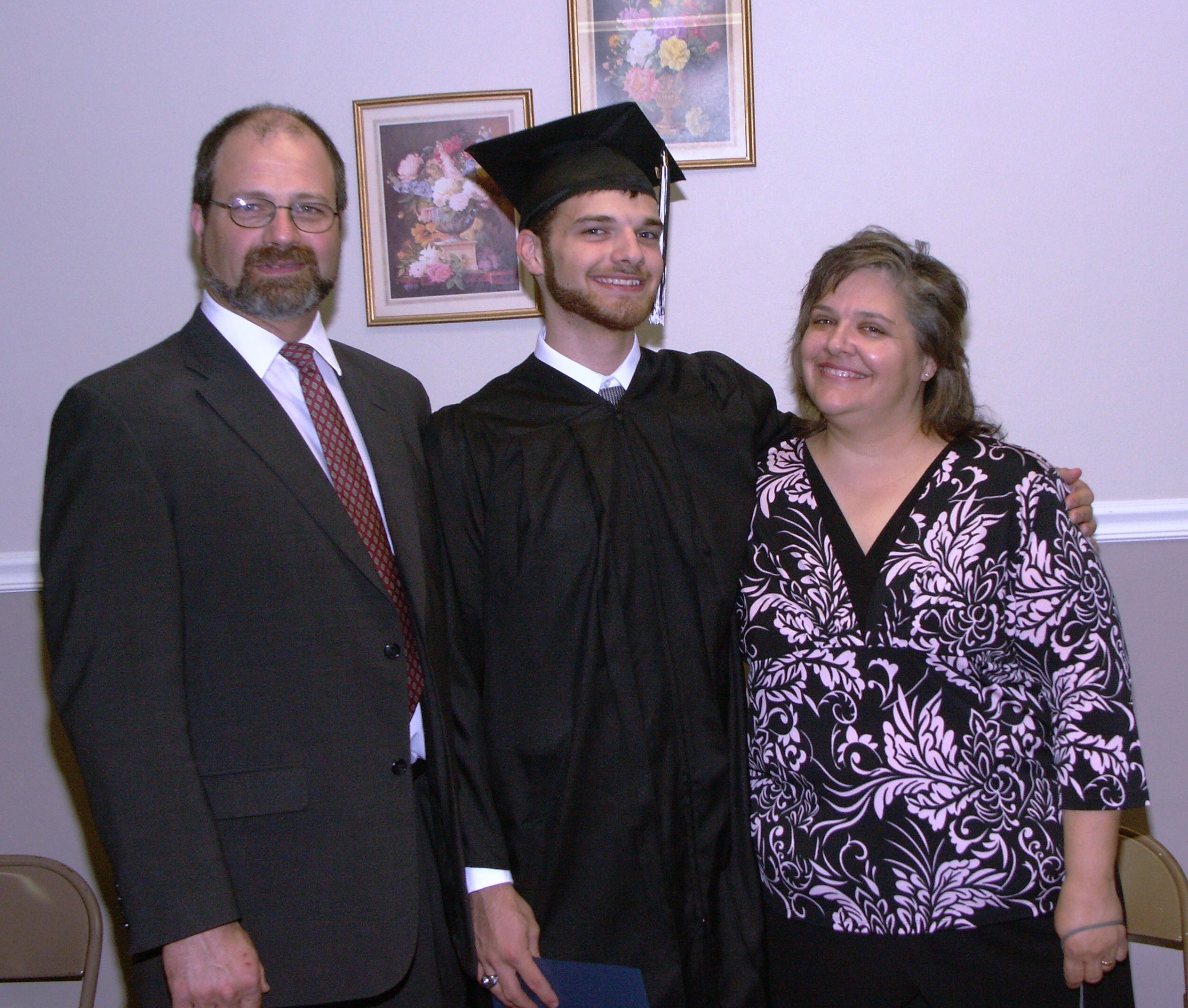 Kevin, Christian, & Karen Brummett